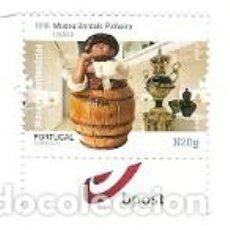 Sellos: PORTUGAL ** & MUSEOS CENTENARIOS DE PORTUGAL, GRUPO II, MUSEO BORDALO PINHEIRO, LISBOA 2020 (5750). Lote 210229505