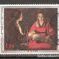 Sellos: FRANCIA.1966. YT 1479. PINTURA. ARTE. Lote 214813495