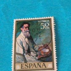 Sellos: ESPAÑA PINTURA 41. Lote 215719930