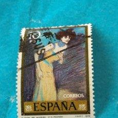Sellos: ESPAÑA PINTURA 42. Lote 215720192