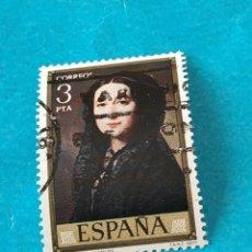 Sellos: ESPAÑA PINTURA 44. Lote 215720573