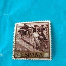 Sellos: ESPAÑA PINTURA 45. Lote 215720663