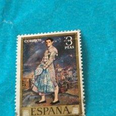 Sellos: ESPAÑA PINTURA 48. Lote 215721176