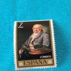 Sellos: ESPAÑA PINTURA 49. Lote 215721450
