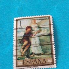Sellos: ESPAÑA PINTURA 50. Lote 215721655