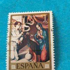 Sellos: ESPAÑA PINTURA 51. Lote 215733362