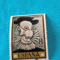 Sellos: ESPAÑA PINTURA 52. Lote 215733515