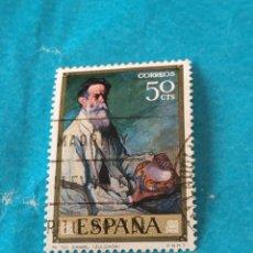 Sellos: ESPAÑA PINTURA 54. Lote 215734052