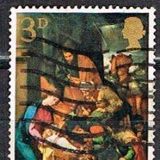 Sellos: GRAN BRETAÑA Nº 499, LA ADORACIÓN. ESCUELA DE SEVILLA., USADO. Lote 222697645