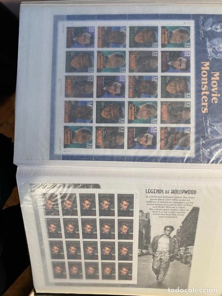 Sellos: COLECCIÓN DE SELLOS NUEVOS DE TEMA CINE - Foto 14 - 223451270