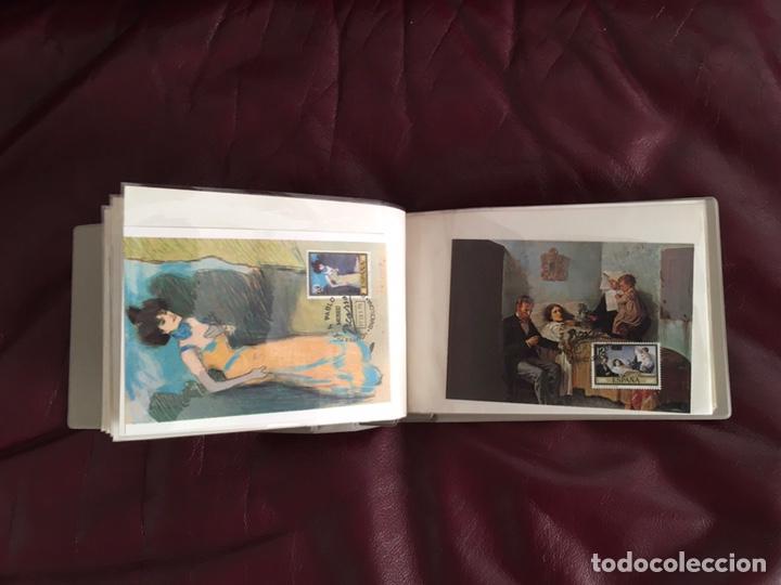 Sellos: ALBÚM DE SELLOS HOMENAJE A PABLO PICASSO DEL MUSEO DE BARCELONA 28 DE SEPTIEMBRE 1978 Y OTROS SELLOS - Foto 13 - 226230645