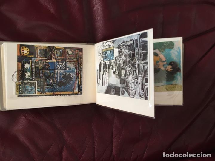 Sellos: ALBÚM DE SELLOS HOMENAJE A PABLO PICASSO DEL MUSEO DE BARCELONA 28 DE SEPTIEMBRE 1978 Y OTROS SELLOS - Foto 14 - 226230645