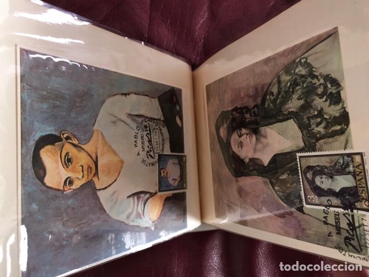Sellos: ALBÚM DE SELLOS HOMENAJE A PABLO PICASSO DEL MUSEO DE BARCELONA 28 DE SEPTIEMBRE 1978 Y OTROS SELLOS - Foto 20 - 226230645