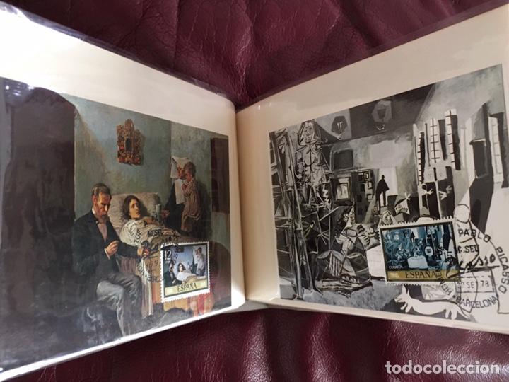 Sellos: ALBÚM DE SELLOS HOMENAJE A PABLO PICASSO DEL MUSEO DE BARCELONA 28 DE SEPTIEMBRE 1978 Y OTROS SELLOS - Foto 22 - 226230645
