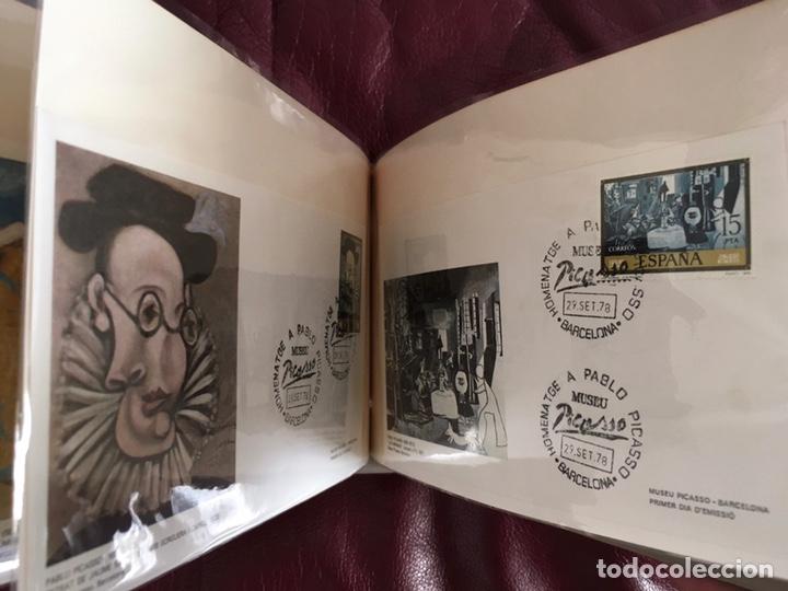 Sellos: ALBÚM DE SELLOS HOMENAJE A PABLO PICASSO DEL MUSEO DE BARCELONA 28 DE SEPTIEMBRE 1978 Y OTROS SELLOS - Foto 26 - 226230645