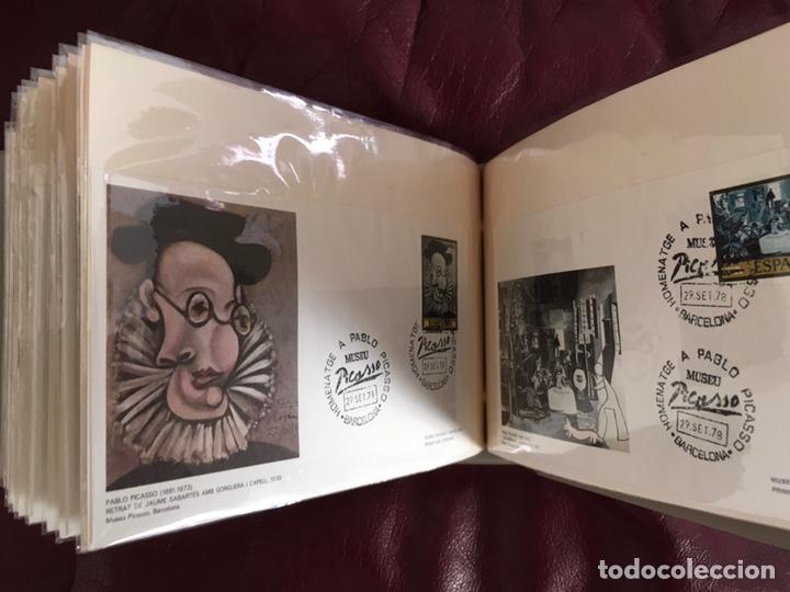 Sellos: ALBÚM DE SELLOS HOMENAJE A PABLO PICASSO DEL MUSEO DE BARCELONA 28 DE SEPTIEMBRE 1978 Y OTROS SELLOS - Foto 32 - 226230645