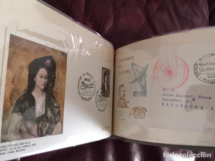 Sellos: ALBÚM DE SELLOS HOMENAJE A PABLO PICASSO DEL MUSEO DE BARCELONA 28 DE SEPTIEMBRE 1978 Y OTROS SELLOS - Foto 35 - 226230645