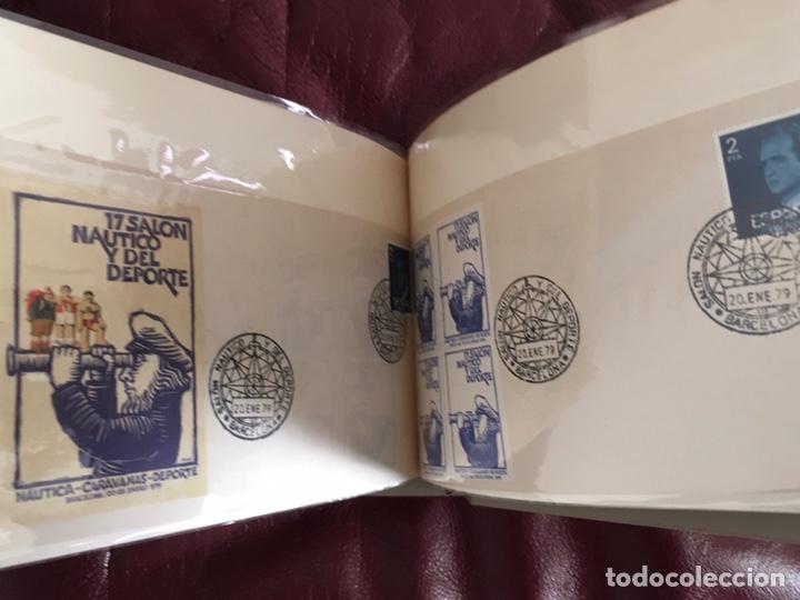 Sellos: ALBÚM DE SELLOS HOMENAJE A PABLO PICASSO DEL MUSEO DE BARCELONA 28 DE SEPTIEMBRE 1978 Y OTROS SELLOS - Foto 37 - 226230645