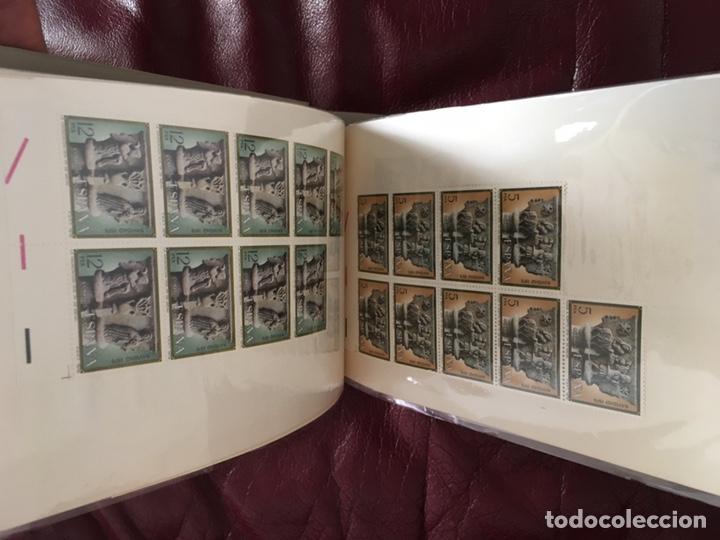 Sellos: ALBÚM DE SELLOS HOMENAJE A PABLO PICASSO DEL MUSEO DE BARCELONA 28 DE SEPTIEMBRE 1978 Y OTROS SELLOS - Foto 39 - 226230645