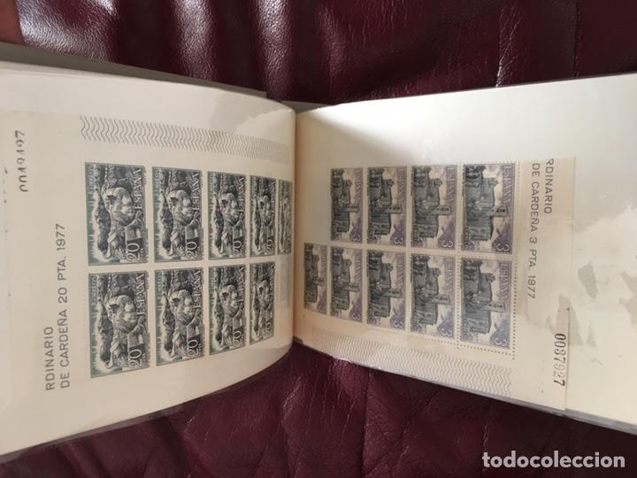 Sellos: ALBÚM DE SELLOS HOMENAJE A PABLO PICASSO DEL MUSEO DE BARCELONA 28 DE SEPTIEMBRE 1978 Y OTROS SELLOS - Foto 40 - 226230645