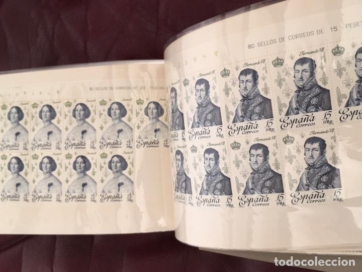Sellos: ALBÚM DE SELLOS HOMENAJE A PABLO PICASSO DEL MUSEO DE BARCELONA 28 DE SEPTIEMBRE 1978 Y OTROS SELLOS - Foto 46 - 226230645