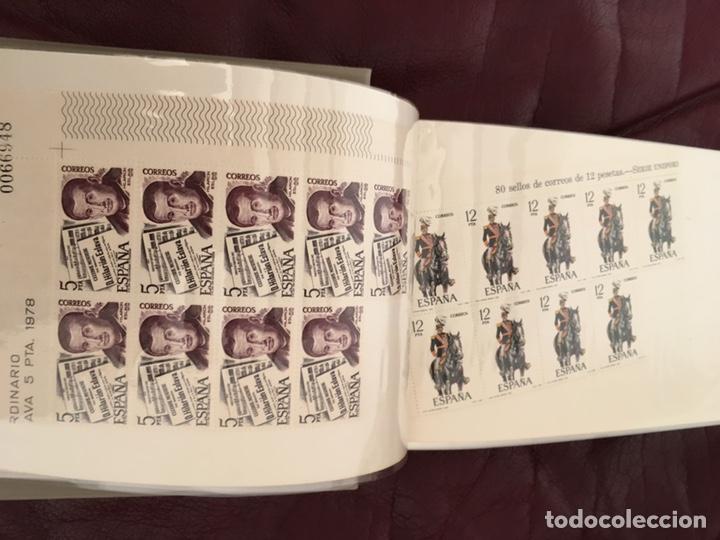 Sellos: ALBÚM DE SELLOS HOMENAJE A PABLO PICASSO DEL MUSEO DE BARCELONA 28 DE SEPTIEMBRE 1978 Y OTROS SELLOS - Foto 51 - 226230645