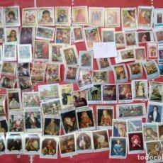 Sellos: PIN7-LOTE 100 SELLOS DIFERENTES PINTURAS ARTE, ALTO VALOR Y CALIDAD.FOTO REAL.GRAN FORMATO. LOT 100. Lote 232858120
