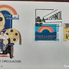 Sellos: MATASELLOS PRIMER DÍA. ESPAÑA 1995. CINE ESPAÑOL.. Lote 246224480