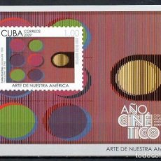 Sellos: ⚡ DISCOUNT CUBA 2009 MODERN ART MNH - ART. Lote 253850280