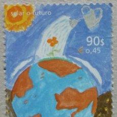 Timbres: 2001. PORTUGAL. 2479. DISEÑO JUVENIL. NUEVO.. Lote 263729330