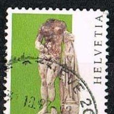 Sellos: SUIZA, IVERT 1533, ARTE ROMANO (ESTATUA DE VENUS), USADO. Lote 269143053