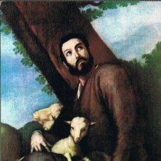 Sellos: EDIFIL Nº 1499. RIBERA, EL REBAÑO DE JACOB, TARJETA MASIMA DE 24-3-1963, MATASELLO DE PRIMER DIA DE. Lote 271598693