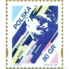 Sellos: ⚡ DISCOUNT POLAND 1997 POLISH JAZZ MUSICIANS MNH - MUSICIANS. Lote 276606958