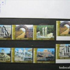 Sellos: NACIONES UNIDAS VIENA 2004 PATRIMONIO MUNDIAL MNH** SIN CHARNELA LUJO!!!. Lote 277170273