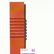 Sellos: LIECHTENSTEIN IVERT 995, 920118A, CUADRO DE BRUNO KAUFMANN, TARJETA MAXIMA DE 1-3-1993. Lote 278599633
