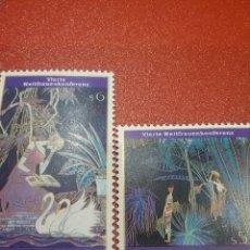 Sellos: SELLO NACIONES UNIDAS (VIENA) NUEVO/1995/4CONFE/INTERN/MUJER/PINTURA/AVES/LIBRO/NATURALEZA/PINTURA/F. Lote 287786203