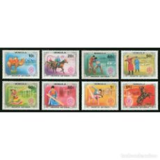Sellos: ⚡ DISCOUNT MONGOLIA 1981 CULTURE AND SPORT MNH - SPORT, CULTURE. Lote 289987693
