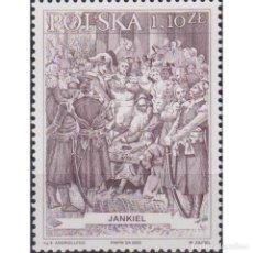 Sellos: ⚡ DISCOUNT POLAND 2000 JANKIEL MNH - POETS, LITERATURE. Lote 289988433