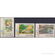 Sellos: ⚡ DISCOUNT RUSSIA 1999 RUSSIA IN THE 21ST CENTURY MNH - PICTURE. Lote 289988663