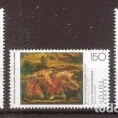Sellos: ARMENIA. 1998. 3 VALORES ***. PINTURA.. Lote 295555008