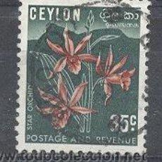 Sellos: CEYLAN(SRI LANKA), ORQUIDEA. Lote 21418284