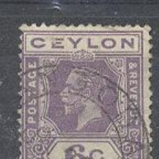 Sellos: CEYLAN(SRI LANKA), 1922. Lote 21418376