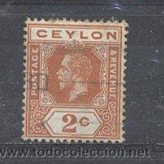 Sellos: CEYLAN(SRI LANKA), 1921. Lote 21418384
