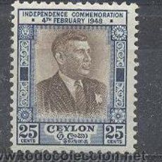 Sellos: CEYLAN(SRI LANKA), . Lote 21418625