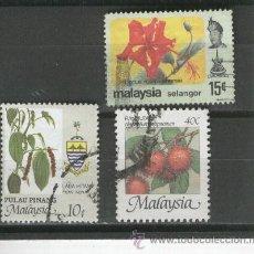 Sellos: LOTE. SELLOS. MALASIA. MALAYSIA.. Lote 21629047