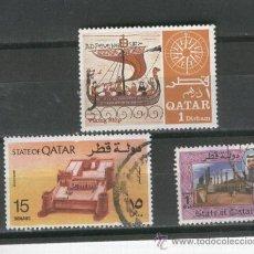 Briefmarken - SELLOS. PAISES ARABES. PAISES RAROS. QATAR. - 21917090