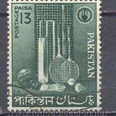 Sellos: PAKISTAN,. Lote 22859060