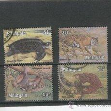 Sellos: MALAYSIA.MALAISIA.MALASIA.SELLOS.PAJAROS.PAISES EXOTICOS.. Lote 31475657