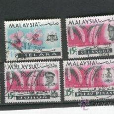 Sellos: MALAYSIA.MALAISIA.MALASIA.SELLOS.PAJAROS.PAISES EXOTICOS.. Lote 31475940