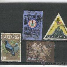 Sellos: MALAYSIA.MALAISIA.MALASIA.SELLOS.PAISES EXOTICOS.. Lote 31476320